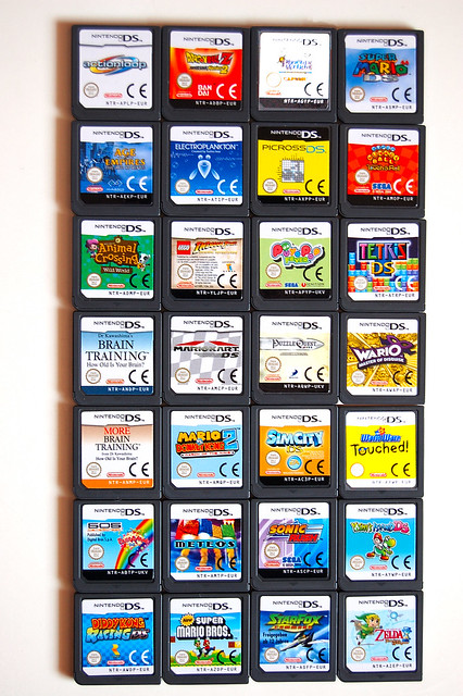 Nintendo DS  Game Collection  30 August 2008  29