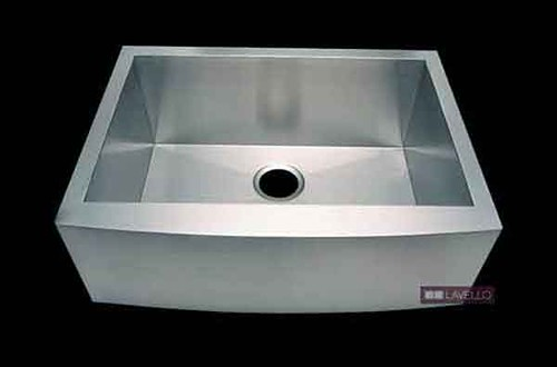 27 Apron Sink : 27 inch farmhouse apron sink stainless single bowl Flickr - Photo ...