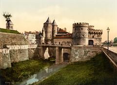 German Gate, Metz, Lorraine, ca. 1895