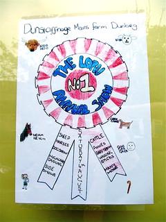Annual Show: Poster Graphic Design, Oban