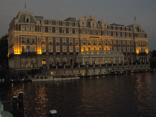 Amstel Hotel Most Expensive Hotel In Amsterdam By K