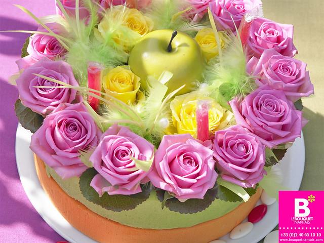 bouquet de fleurs anniversaire 800 600 flickr photo. Black Bedroom Furniture Sets. Home Design Ideas