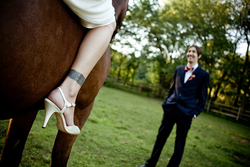 Horse Shoe Tattoos