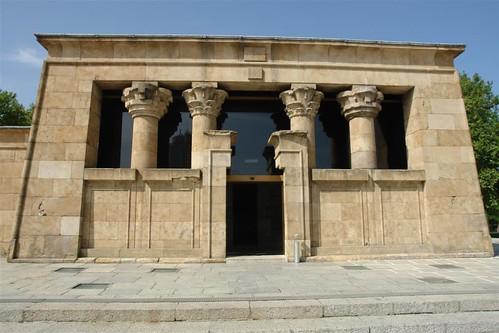 Entrada principal al templo de debod Templo de Debod de Madrid, vínculo eterno con Egipto - 2981937582 5dfcee839f - Templo de Debod de Madrid, vínculo eterno con Egipto