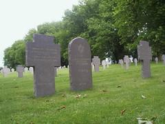 cimetière lens-sallaumines,2007 קבר יהודי