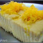 Sangkaya (Coconut Pudding)...for YOU...