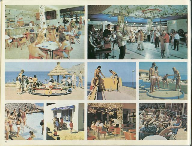 Pontins Brochure 1972 - Cala Mesquida Majorca