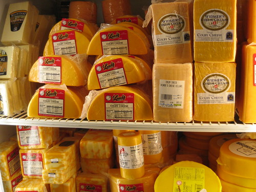 Cheese - Colby Selections