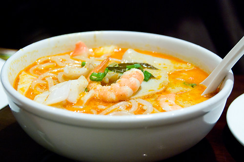 seafood-curry-noodle-soup | Flickr - Photo Sharing!