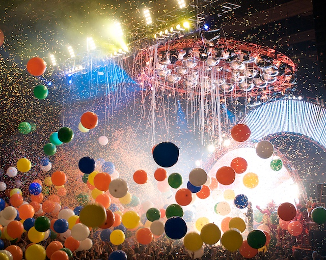 Flaming Lips New Years Eve Freakout