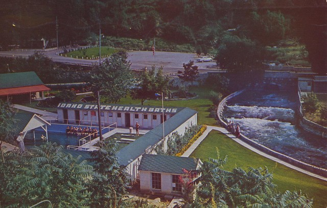 Lava Hot Springs Foundation - Lava Hot Springs, Idaho