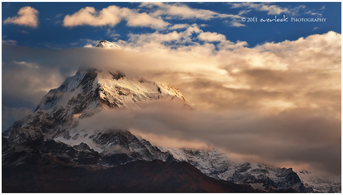nepal mountain sunrise landscape photography dawn hill poon himalaya dee annapurna everlook ghorepani