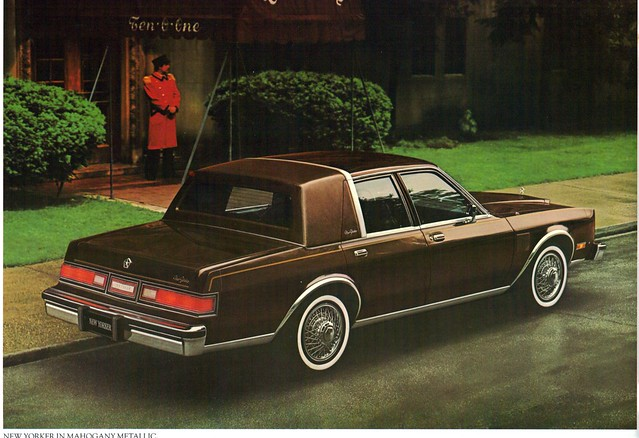 1982 chrysler new yorker 4 door sedan flickr   photo