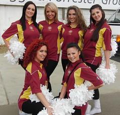 Northants Steelbacks v Durham Dynamos, T20 Cricket.