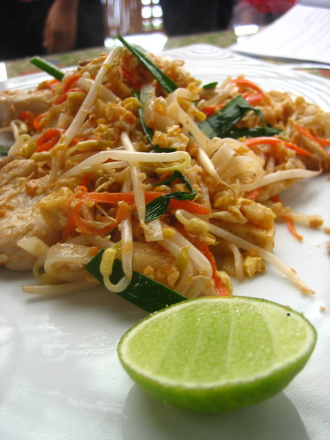 pad thai definition meaning