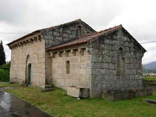 Image of Capela de Santo Abdão near Ponte de Lima. portugal arte lima iglesia ponte igreja santo capilla capela aquitectura romanica correlha abdao