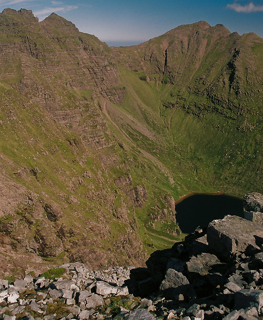 Toll an Lochain, An Teallach, Wester Ross. 14/07/06