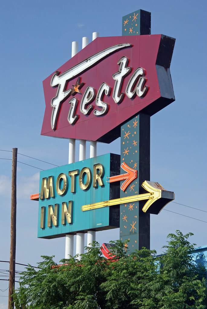 Fiesta Motor Inn - Arlington, Texas U.S.A. - June 24, 2008