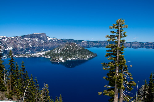 Crater Lake - Discovery Point