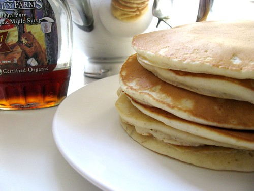 pancakes any day