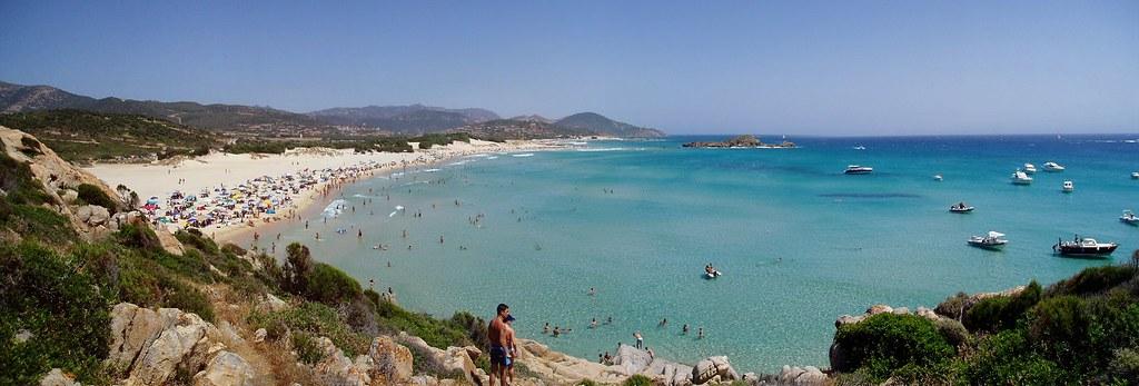 Chia - Spiaggia di Su Giudeu