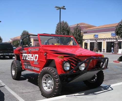 Off Road Vw Thing | myideasbedroom.com
