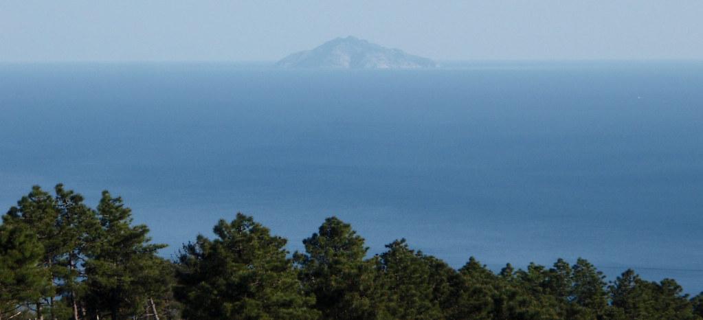 Isla de Montecristo