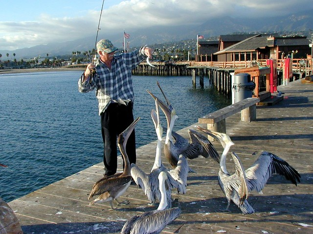 Santa Barbara Pier Flickr Photo Sharing