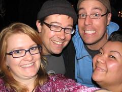 photobombing(0.0), selfie(1.0), glasses(1.0), people(1.0), person(1.0), smile(1.0),