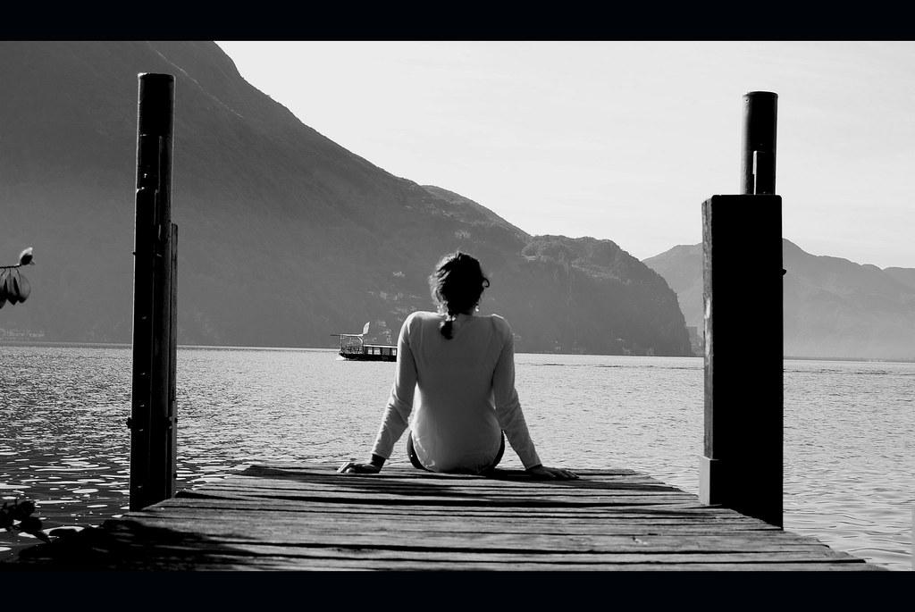 Seule Avec Son Amour Du Lac Claudio Montesano Casillas