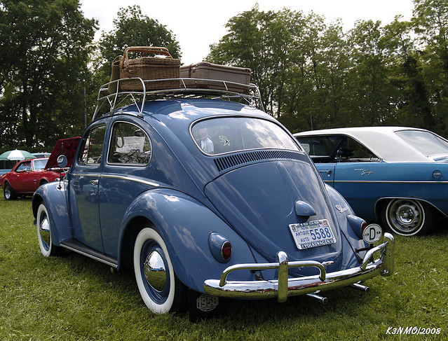 Punch Buggy Volkswagen >> 1958 VW Beetle | Flickr - Photo Sharing!