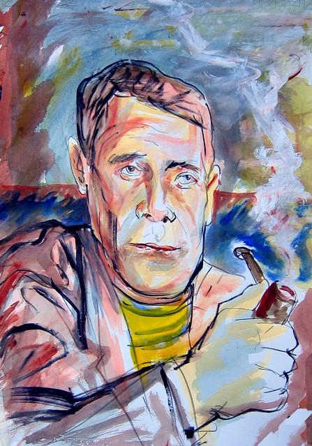 GEORGES SIMENON  ( Belgian Writer)