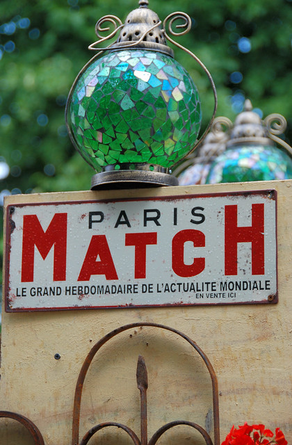 Paris Match?
