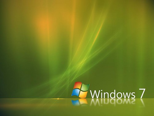 Wallpaper Windows 7 by tecnofollia