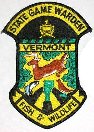 Vermont fish wildlife game warden flickr photo sharing for Vermont fish and wildlife