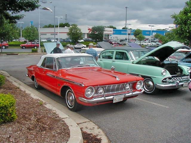 1962 Plymouth Fury Convertible Amp 1954 Desoto Firedome