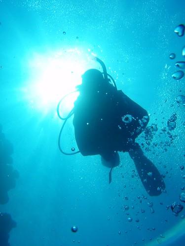 Scuba Diving by riekiss