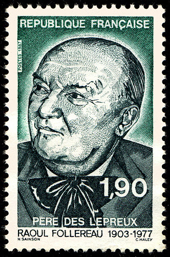 Raoul Follereau 1903-1877