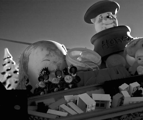 junk dolls desert collector