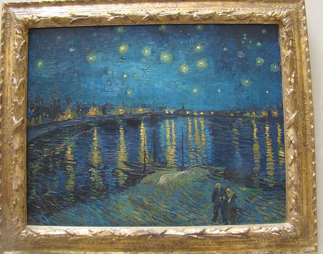 van gogh la nuit etoilee flickr photo sharing. Black Bedroom Furniture Sets. Home Design Ideas