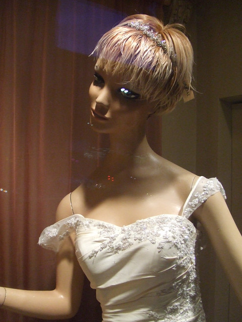 Scariest Mannequin Ever