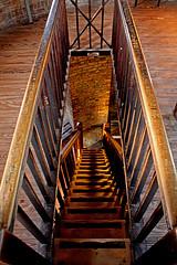Railings and steps