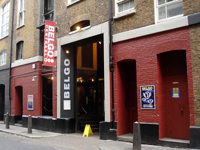 Belgian Restaurant London