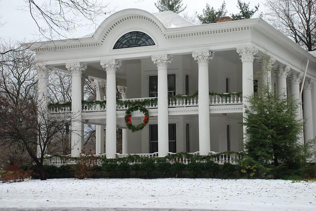 Y Elkhart Conn Mansion - Elkhart...