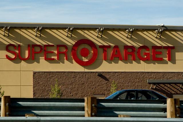 En Route, Viva Las Vegas: Super Target | Flickr - Photo ... Super Target Bakery