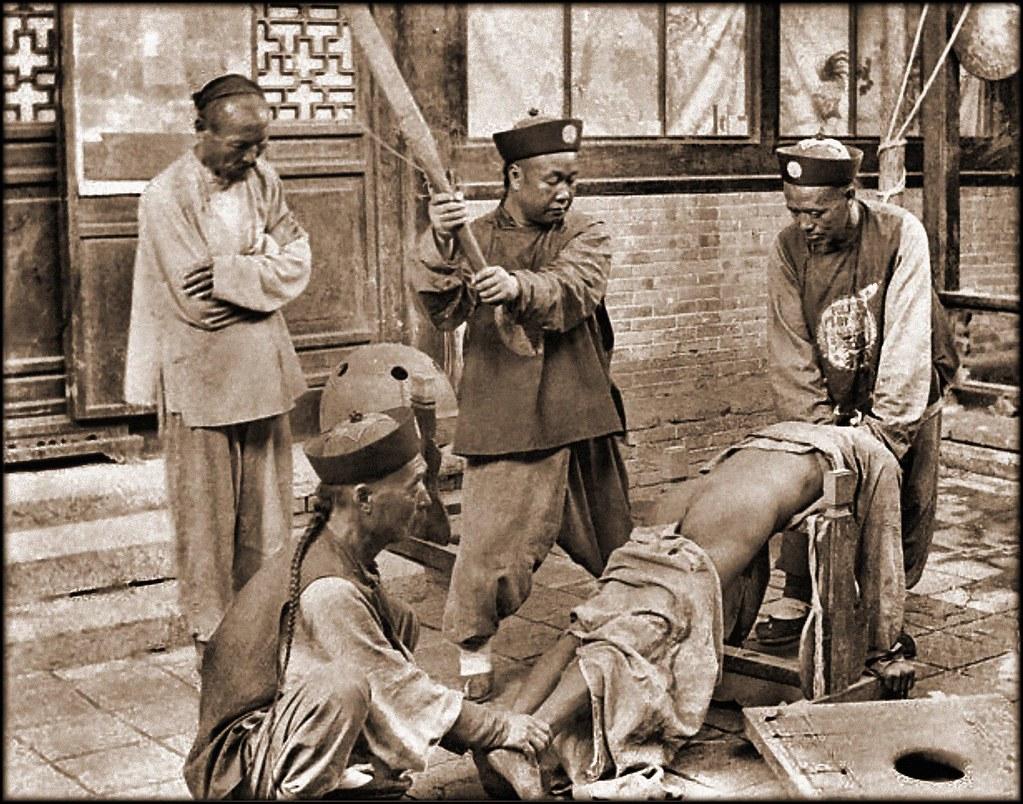 Телесное наказание мужчин 2 фотография