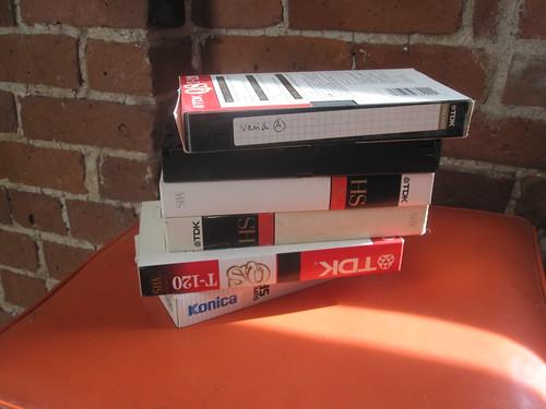 quoi faire avec ses vieilles cassettes vhs tellement swell. Black Bedroom Furniture Sets. Home Design Ideas