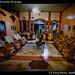Hotel Lobby, Granada, Nicaragua