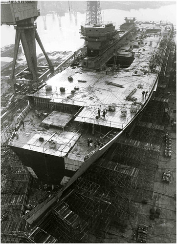 HMS Ark Royal - 20th October 1980