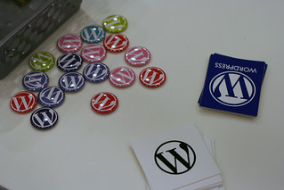 WordPress buttons